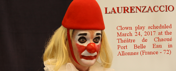 Laurenzaccio - clown play
