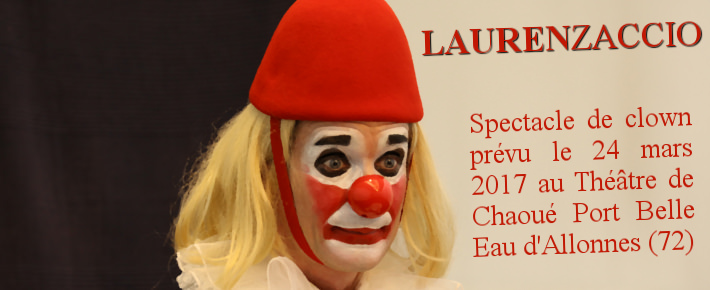 Laurenzaccio - spectacle de clown