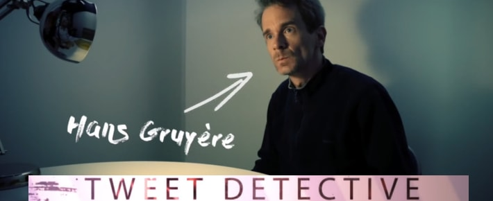 Tweet Detective - websérie
