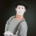 Mime animation in Sweden